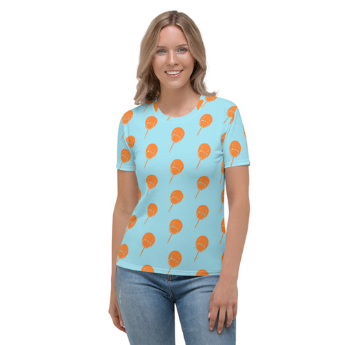 Horseshoe Crab Womans Shirt - Dark Sky Market
