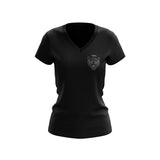 WMNS Cali Bear V-Neck - Black