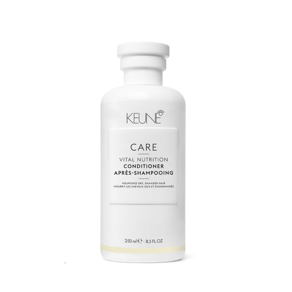 Le conditionner Keune Care Vital Nutrition sublime les cheveux ternes. 250 ml.