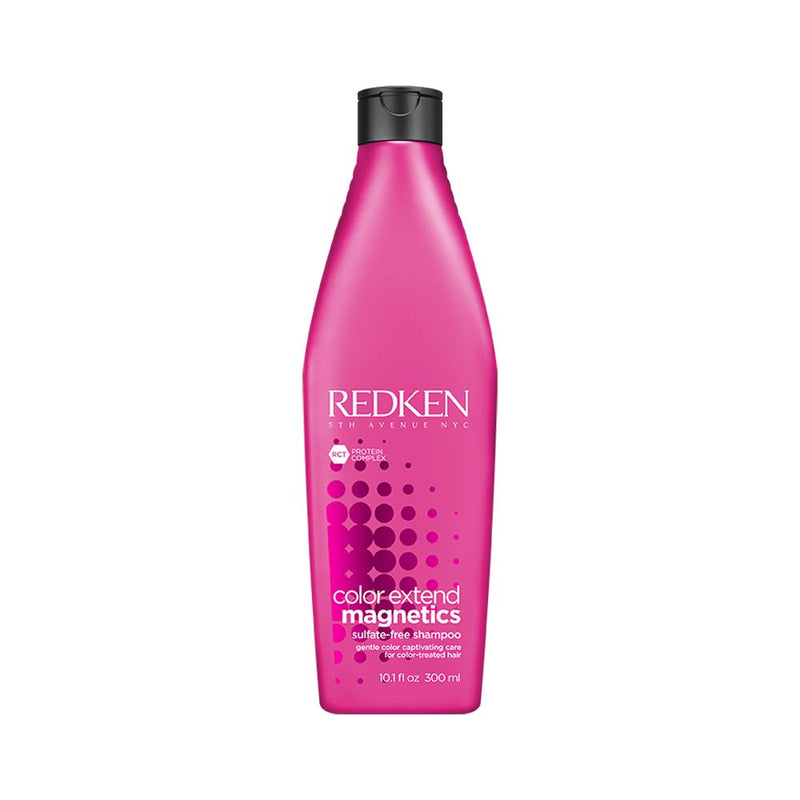 Shampoing Color Extend Magnetics Redken. Protection des cheveux colorés. Sans sulfate 300 ml.