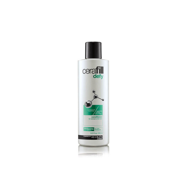 Le conditionner Redken Cerafill defy donne du volume à  la chevelure. 245 ml