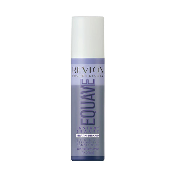 Conditioner anti-reflet jaune chx blonds Equave Revlon