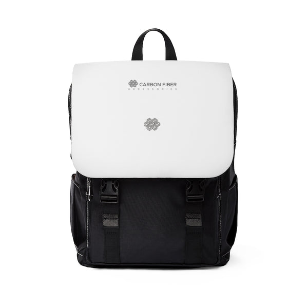 Unisex Casual Shoulder Backpack - One Size - Bags