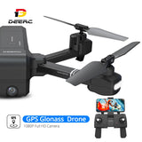 DEERC DE25 Drone GPS Glonass FPV WIFI RC Drones with Camera