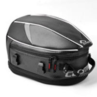 CUCYMA Motorcycle Bag Motorcycle Tail Bags Back Seat Bags Waterproof Travel Bag Motorbike Scooter Sport Luggage Rear Seat - 8k Carbon Fiber Accessories