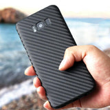 Carbon Fiber Phone Case For Samsung Galaxy S10 S9 S8 Plus