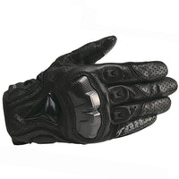 RS TAICHI Motorcycle Gloves Breathable Carbon Fiber Moto