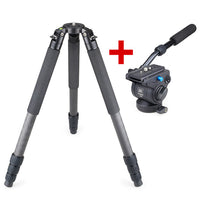 INNOREL RT80C Carbon Fiber Camera Tripod Professional