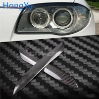 For BMW 1 Series E87 E82 120I 130I 04 - 10 Carbon Fiber Head