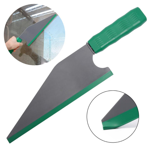 FOSHIO Handle squeegee with soft blade carbon fiber vinyl