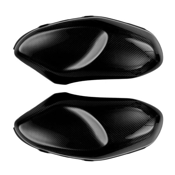 Carbon Side Tank Covers Motorcycle Tank protector Covers