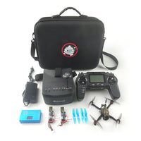 Newest Novice-III 135mm 2-3S 3 Inch 2.4G ER8 Transmitter RC