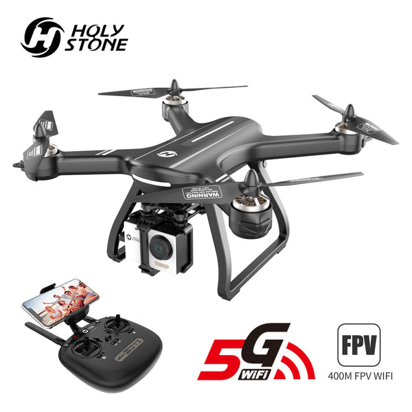 Holy Stone HS700 GPS Drone 5G with Camera Full HD 1080P