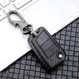 ABS Scrub Car Key Cover For VW Golf 7 Bora Jetta POLO GOLF
