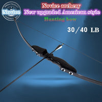 American Style Hunting Bow Compound Recurve Carbon Fiber Alloy Outdoors Shooting Fish Archery Sport Aim Fishing Yay For Beginner - 8k Carbon Fiber Accessories