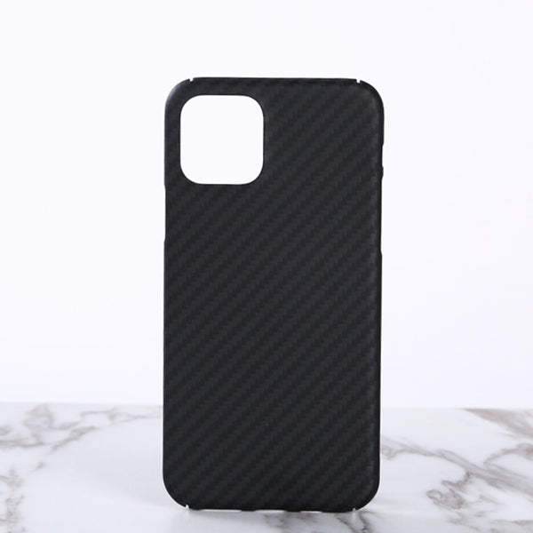 Aramid Fiber Back Cover for Apple iPhone 11 Pro Max 11Pro