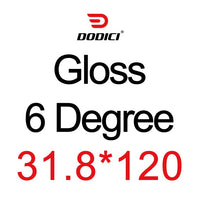 DODICI Pro Carbon Stem 31.8mm 6/17 Degree Road/MTB 3K Gloss