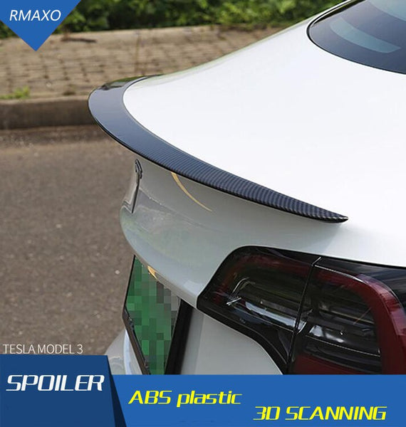 For Tesla model S Spoiler 2012-2018 Tesla model S High