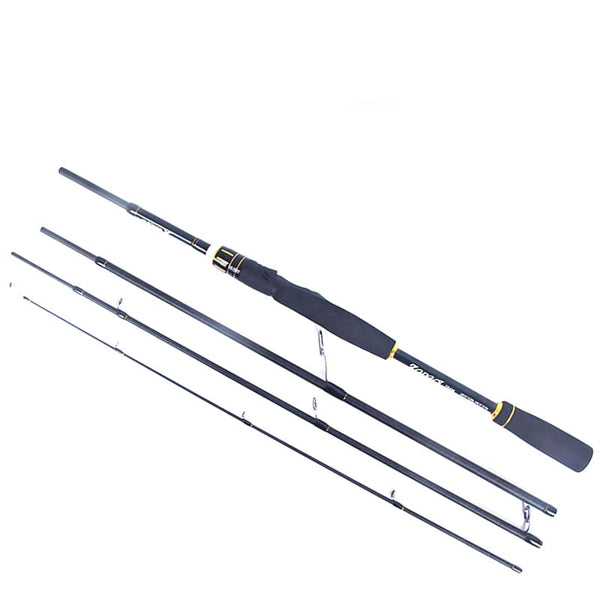 2.1m 2.4m 100% Carbon Fiber Rod Spinning Fishing Rods
