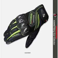 For KOMINE Gloves GK167 Carbon Fiber Motorcycle Gloves