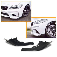 For BMW M2 F87 2016 2017 modified MP set carbon fiber front