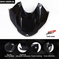 Motorcycle Accessories Carbon Fiber Front Tank Cover Top