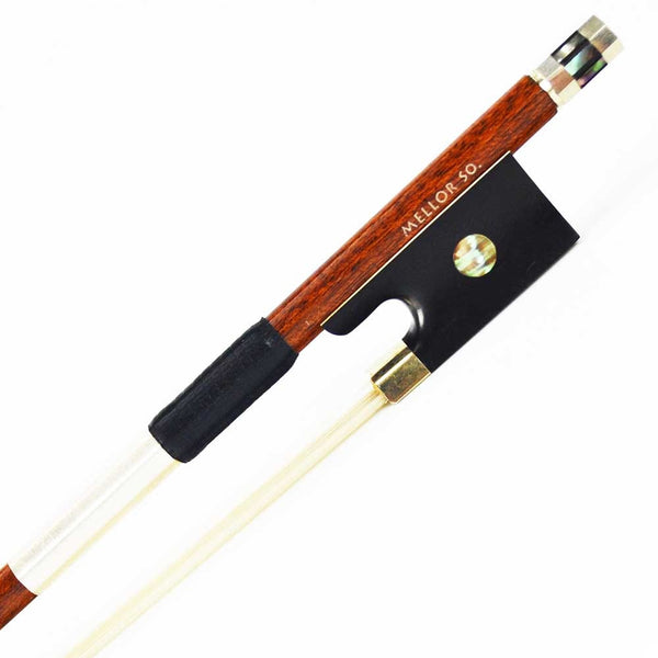 Carbon Fiber Violin Bow Wood Skin Mellow Sweet Tone Well