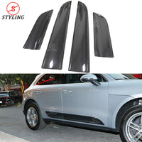 Car Door Protection For Porsche Macan Carbon Fiber Door