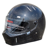 2019 Brand Carbon Fiber Motocross Helmet Full Face Karting