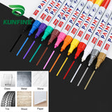 Car Tyre Tires Tread Metal Permanent Paint Markers Graffiti