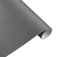 Car Styling 80*600cm DIY Waterproof 3D Car Carbon Fiber