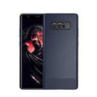 FLOVEME For Samsung Galaxy Note 8 Case Luxury , Carbon Fiber TPU Fitted Case For Samsung Note 8 S8 Galaxy S8 Plus Phone Shell - 8k Carbon Fiber Accessories
