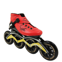 NEW Arrival Pasendi Carbon Fiber Inline Speed Skating Shoes