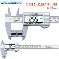 XINGWEIANG Digital Vernier Calipers150mm 6inch LCD
