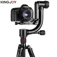 KINGJOY Official KH-6900/6900C Gimbal Head Professional