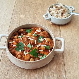 Moroccan Lamb Tagine (same day delivery for lunch / dinner)