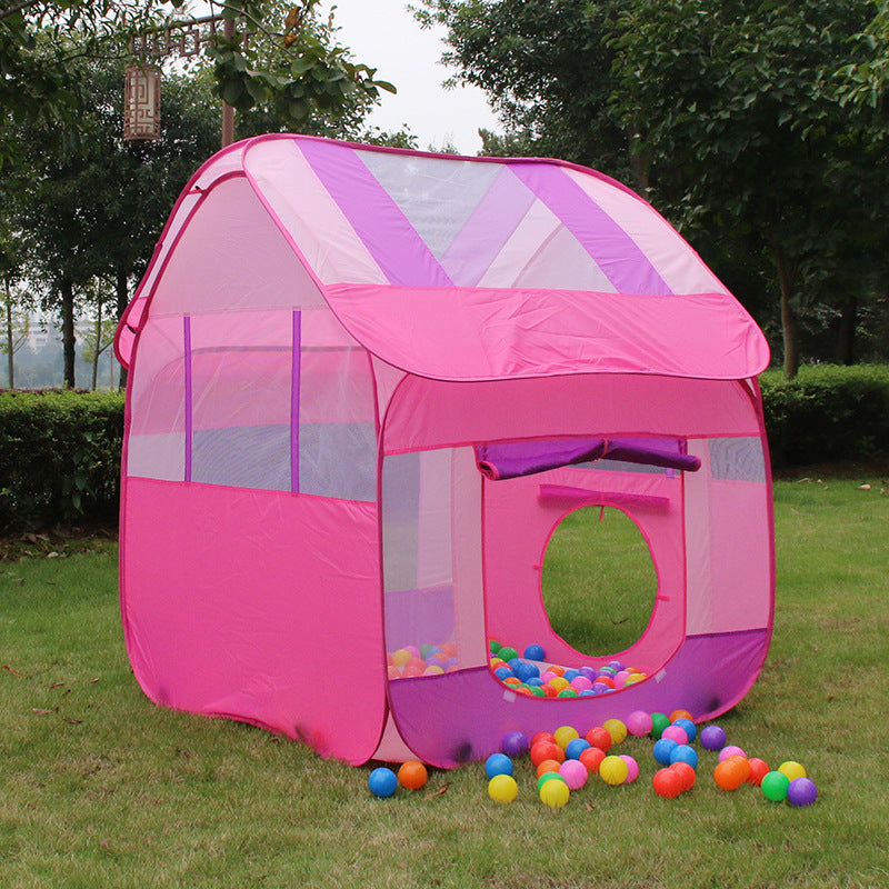 Outdoor Children Tent Large Game Room Garden House - Lito b