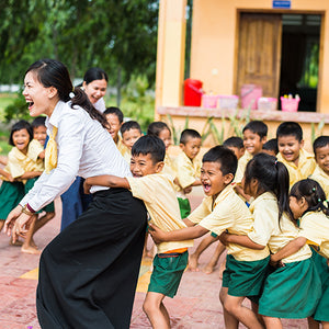 Fund a teacher in a village school