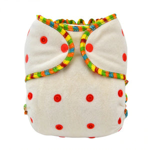 Alva Baby Bamboo Fitted Modern Cloth Nappy
