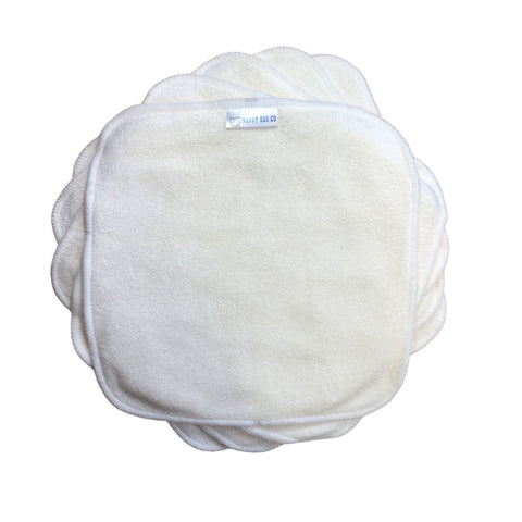 Nappy Box Co 2 Layer Bamboo Wipes