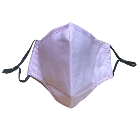 Nappy Box Co Pink Reusable & Washable 3 Layer Fabric Face Mask PM2.5