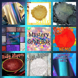 MICA/PIGMENT MIX MYSTERY GRAB BAG