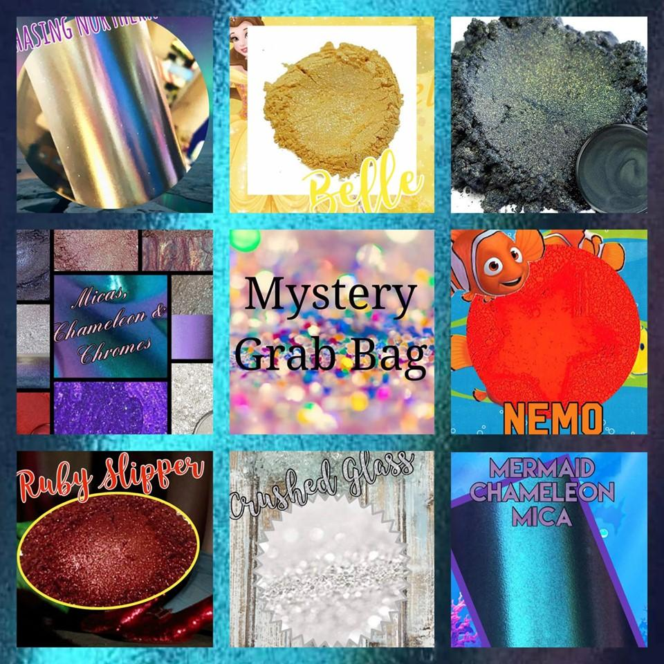 PEARLS ONLY MICA/PIGMENT MYSTERY GRAB BAG
