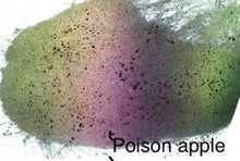 Load image into Gallery viewer, Poison Apple Red-Gold-Green-Red Pearl Chameleon Pigment 3g with spoon