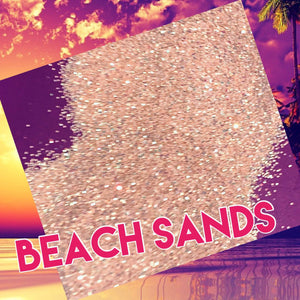 Beach Sands Extra Fine Poly Glitter