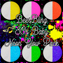 Load image into Gallery viewer, 80's Baby Neon Glow In The Dark THEME PACK