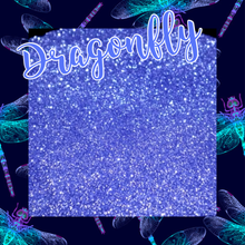 Load image into Gallery viewer, Dragonfly (Periwinkle blue/purple)