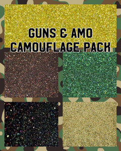 GUNS AND AMO CAMOUFLAGE