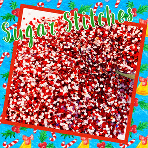 """SUGAR & STITCHES"" dot mix"