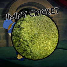 Load image into Gallery viewer, Jiminy Cricket 3gram Jar Mica WITH SPOON!